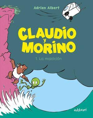 CLAUDIO Y MORINO #01. LA MALDICION
