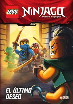 LEGO NINJAGO. EL ULTIMO DESEO