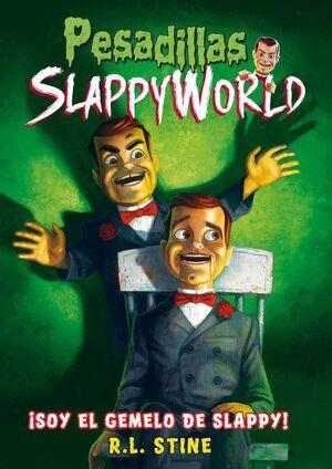 PESADILLAS SLAPPYWORLD #03. SOY EL GEMELO DE SLAPPY!