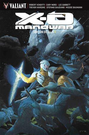 X-O MANOWAR. EDICION DE LUJO #01