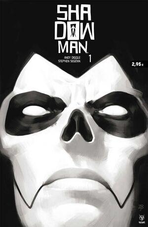 SHADOWMAN #01 (GRAPA - MEDUSA COMICS)
