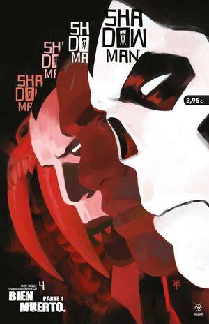 SHADOWMAN #04 (GRAPA - MEDUSA COMICS)