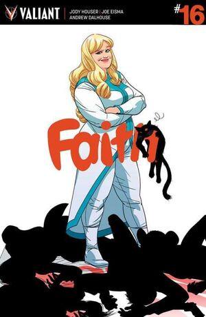 FAITH #16. ESPECIAL INVIERNO: EN EL PAIS DE LAS MARAVILLAS DE FAITH