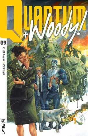 QUANTUM & WOODY! #09 (GRAPA)