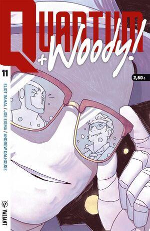 QUANTUM & WOODY! #11 (GRAPA)