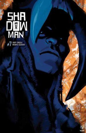 SHADOWMAN #07 (GRAPA - MEDUSA COMICS)