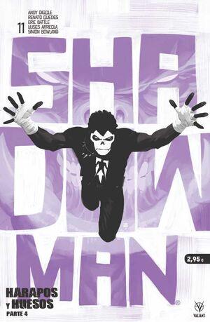 SHADOWMAN #11 (GRAPA - MEDUSA COMICS)