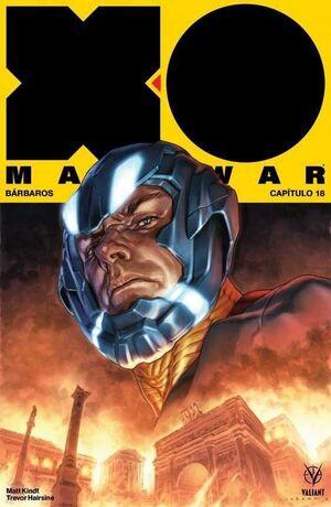XO MANOWAR #18