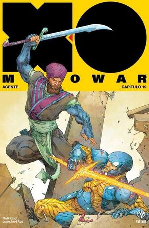 XO MANOWAR #19