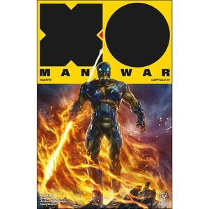 XO MANOWAR #20