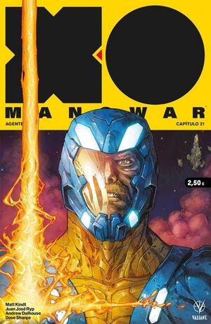 XO MANOWAR #21