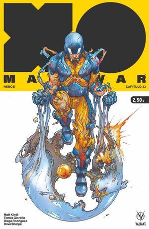 XO MANOWAR #23