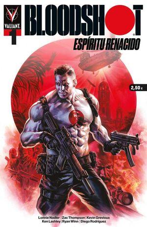 BLOODSHOT: ESPIRITU RENACIDO #01