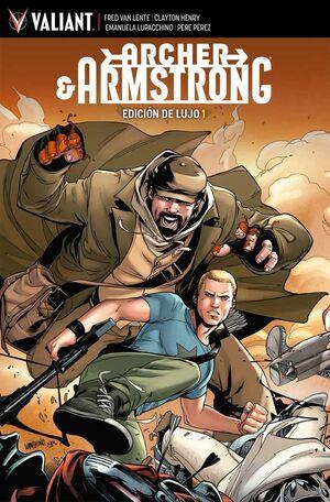 ARCHER & ARMSTRONG. EDICION DE LUJO #01