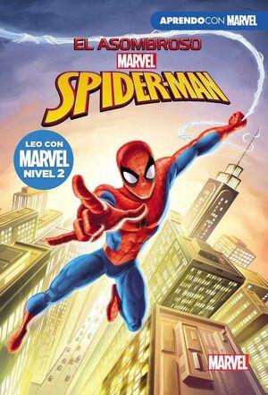 EL ASOMBROSO SPIDER-MAN: LEO CON MARVEL. NIVEL 2