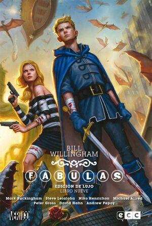 FABULAS ED. LUJO #09