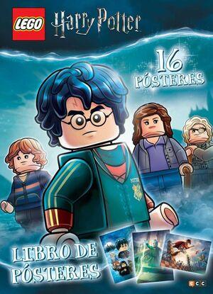 LEGO HARRY POTTER. LIBRO DE POSTERES