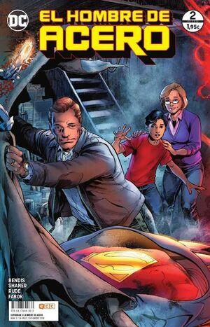 SUPERMAN EL HOMBRE DE ACERO #002 (GRAPA)
