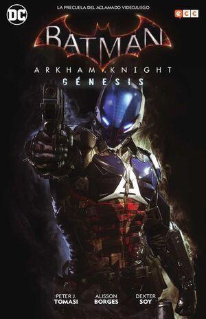 BATMAN: ARKHAM KNIGHT. GENESIS (RTCA)