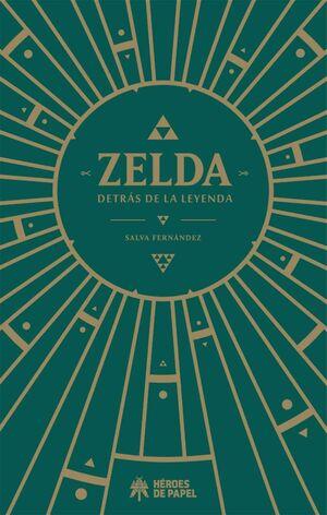 ZELDA: DETRAS DE LA LEYENDA (RTCA)