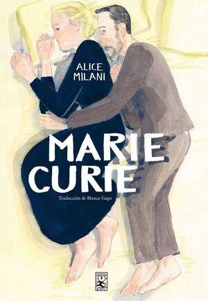 MARIE CURIE (COMIC)