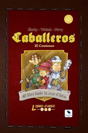 CABALLEROS - LIBRO JUEGO