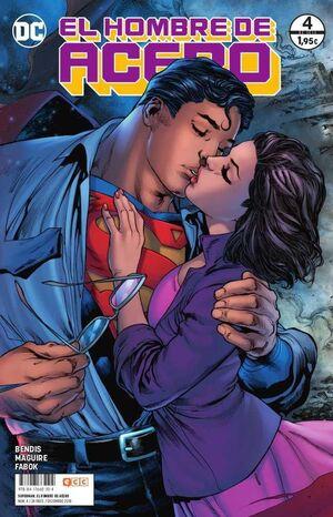 SUPERMAN EL HOMBRE DE ACERO #004 (GRAPA)