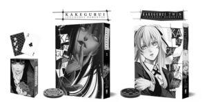 KAKEGURUI Y KAKEGURUI TWIN: PACK NUMEROS #02
