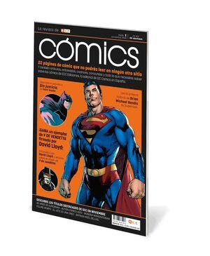 ECC COMICS #001