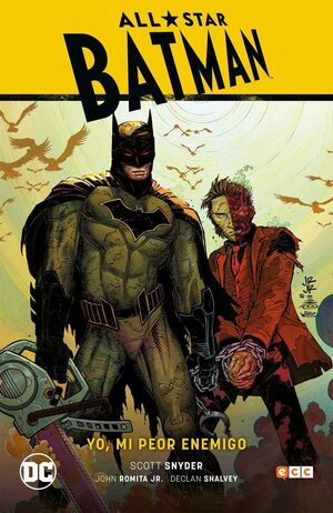 ALL-STAR BATMAN #01. YO MI PEOR ENEMIGO (CARTONE)