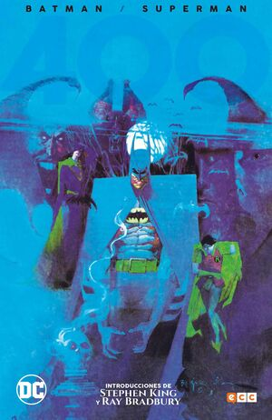 BATMAN / SUPERMAN 400