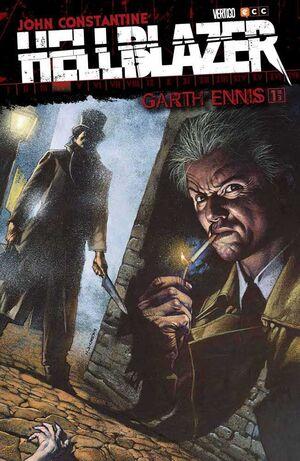 HELLBLAZER DE GARTH ENNIS #01 (ECC)