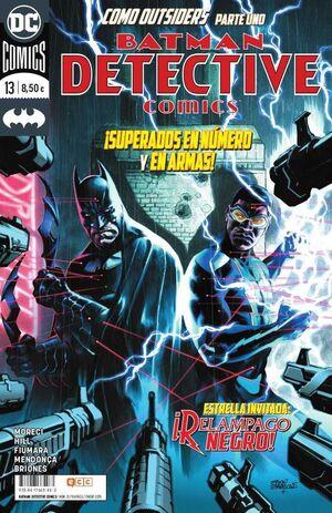 BATMAN: DETECTIVE COMICS #13 UNIVERSO DC