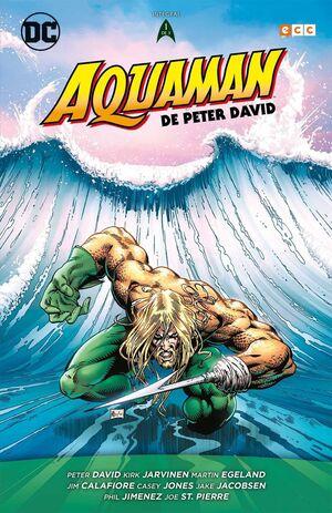AQUAMAN DE PETER DAVID VOL. 01