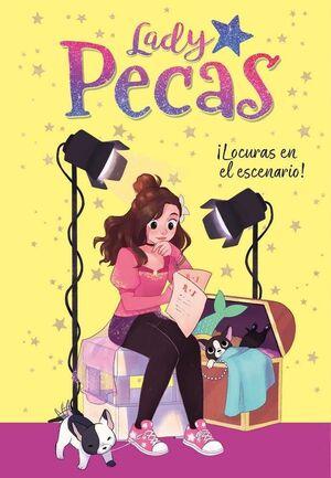 LADY PECAS. LOCURAS EN EL ESCENARIO!