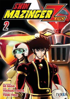 SHIN MAZINGER ZERO #02