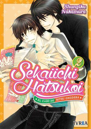SEKAIICHI HATSUKOI #02