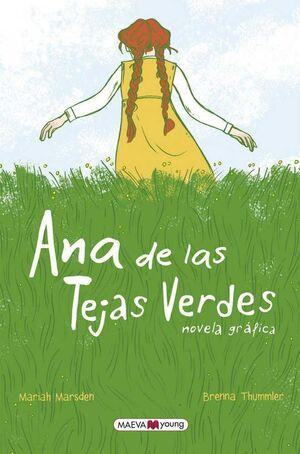 ANA DE LAS TEJAS VERDES (COMIC)