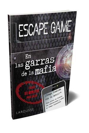 ESCAPE GAME. EN LAS GARRAS DE LA MAFIA