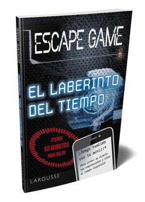 ESCAPE GAME: EL LABERINTO DEL TIEMPO