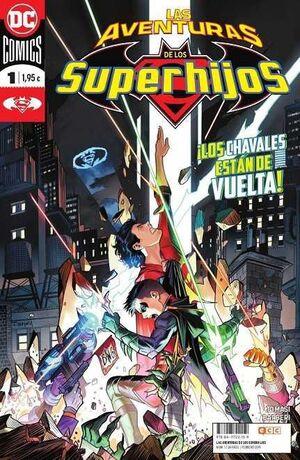 LAS AVENTURAS DE LOS SUPERHIJOS #01