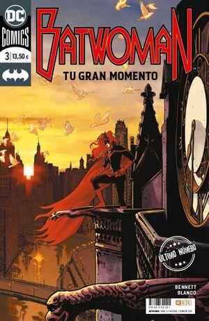 BATWOMAN #03 TU GRAN MOMENTO (RTCA)