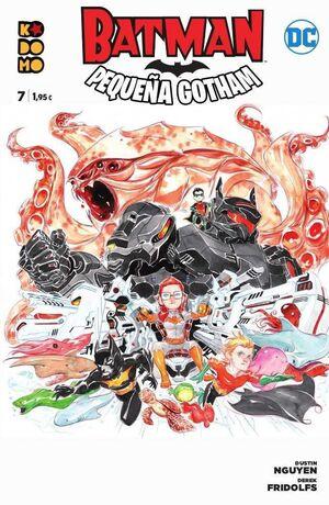 BATMAN: PEQUEÑA GOTHAM #07 (GRAPA ECC)