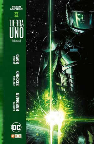 GREEN LANTERN: TIERRA UNO #01