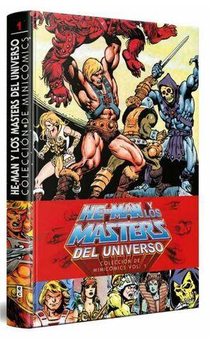 HE-MAN Y LOS MASTERS DEL UNIVERSO: COLECCION MINICOMICS #01