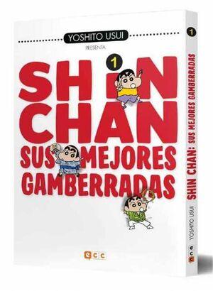 SHIN CHAN: SUS MEJORES GAMBERRADAS #01