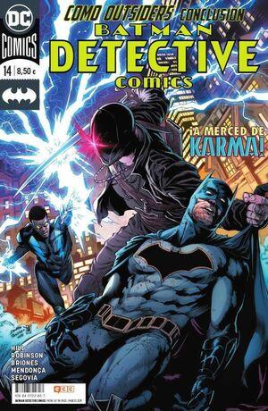BATMAN: DETECTIVE COMICS #14 UNIVERSO DC