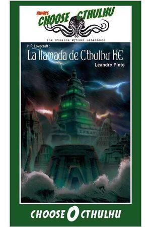 CHOOSE CTHULHU #00.LA LLAMADA DE CTHULHU HE