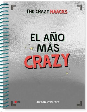 AGENDA 2019-2020 THE CRAZY HAACKS EL AÑO MAS CRAZY