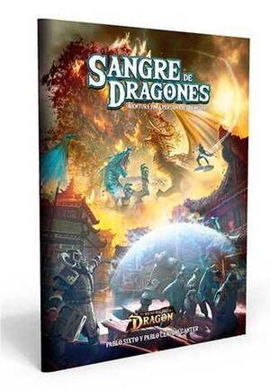 EL RESURGIR DEL DRAGON JDR. AVENTURAS EN VOLDOR 1: SANGRE DE DRAGONES N-9